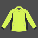 womens slim fit wind breaker